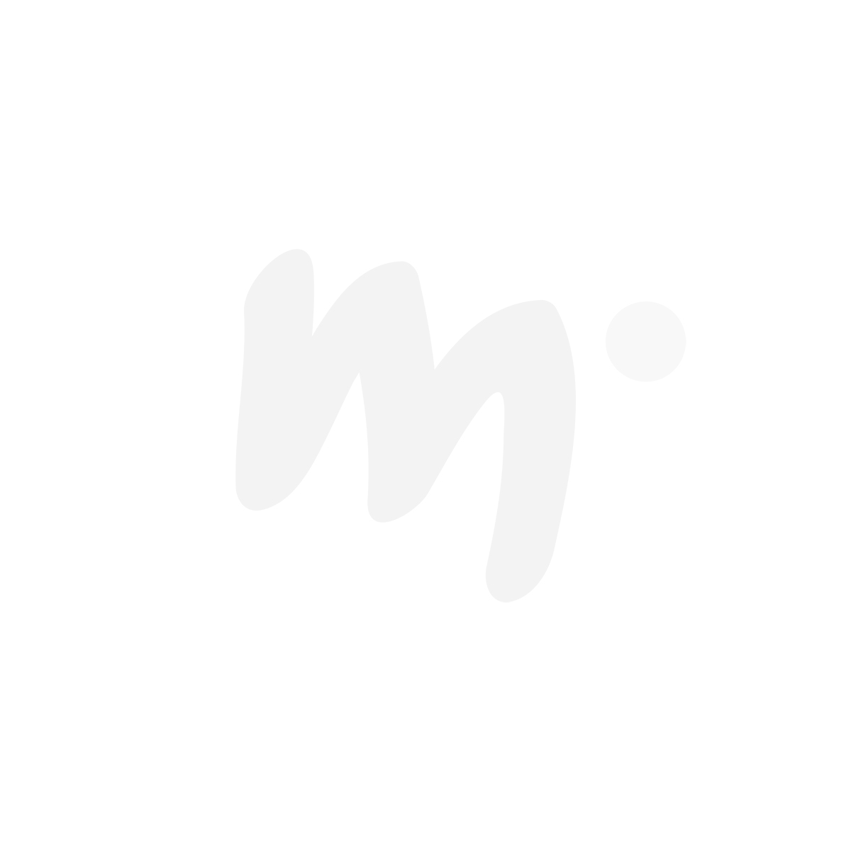Moomin Dots Bodysuit gray